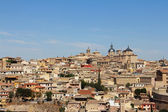 Toledo, españa — Foto de Stock