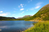 Mountains of Norway — Foto Stock