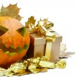 Halloween pumpkin — Stock Photo #32113471