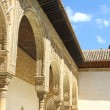 Alhambra Palace, Granada, Spain — Stock Photo #42281557