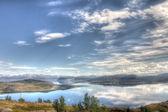 Noord noorwegen landschap — Stockfoto