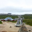 Arctic Circle in Norway — Stock Photo #46349329