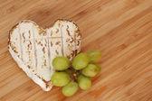Neufchatel cheese — Stock Photo