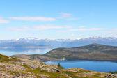 ландшафт северной норвегии — Стоковое фото