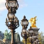 Alexander III bridge in Paris — Stock Photo #50226161
