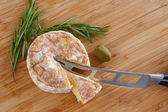 French Cheese composition — Stock Photo