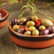 Variety of olives — Stock Photo #12188850