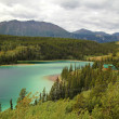 Emerald Lake, Yukon — Stock Photo #12192857