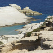 Sarakiniko - Stock Photo