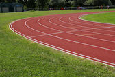 Race track — Stockfoto