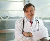 成熟した医師 — ストック写真