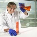 Chemistry scientist — Stock Photo