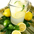 Stock Photo: Lemonade