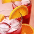 Punch juice — Stock Photo