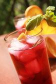 Suco de soco — Fotografia Stock