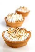 Lemon pies — Stock Photo
