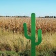 Fake cactus  — Stock Photo