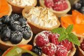 Delicious tarts — Stock Photo