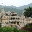 Stock Photo: Ranakpur temple