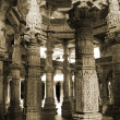 Ranakpur temple - Stock Photo