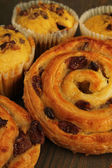 Viennese pastry — Stock Photo