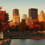 Montreal city — Stock Photo