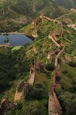 великая китайская стена в индии — Стоковое фото