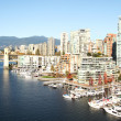 Stock Photo: Vancouver city