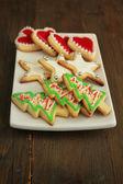 Christmas cookies — 图库照片