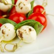 Caprese salad — Stock Photo #21578973