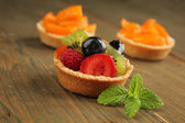 Delicious tarts — Stock Photo