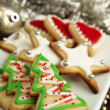Christmas cookies — Stock Photo #23070192