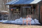 Sugar shack — Stock Photo