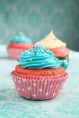 Cupcakes — Stock Photo