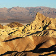 Zabriskie point - Stock Photo