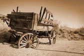 Ancient carriage — Stock Photo