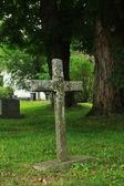 Graveyard — 图库照片