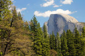 El Capitan in a blue sky — Stock Photo