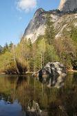 ミラー湖 — ストック写真