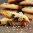 Chocolate chips cookies — Stock Photo #29140927