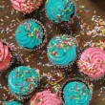 Cupcakes — Stock Photo #29576829