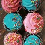 Cupcakes — Stock Photo #29576893