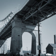 Jacques Cartier bridge — Stock Photo #29613197