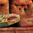 Stock Photo: Ancient sofa