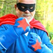 Super hero — Stock Photo