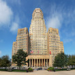 City hall in Buffalo — Stock Photo