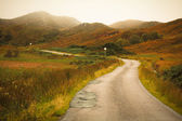 Cairngorms in autumn — Stock Photo
