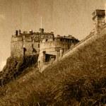 Edinburgh castle — Stock Photo
