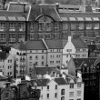 Stockfoto: Edinburgh roofs
