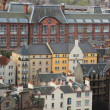 Edinburgh roofs — Stock Photo